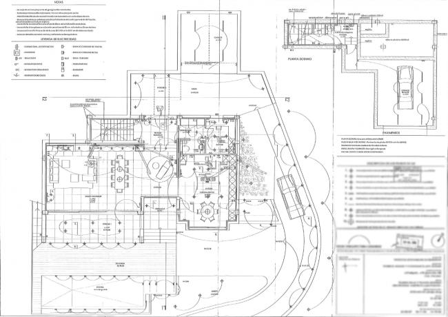 Planos para infografias de viviendas