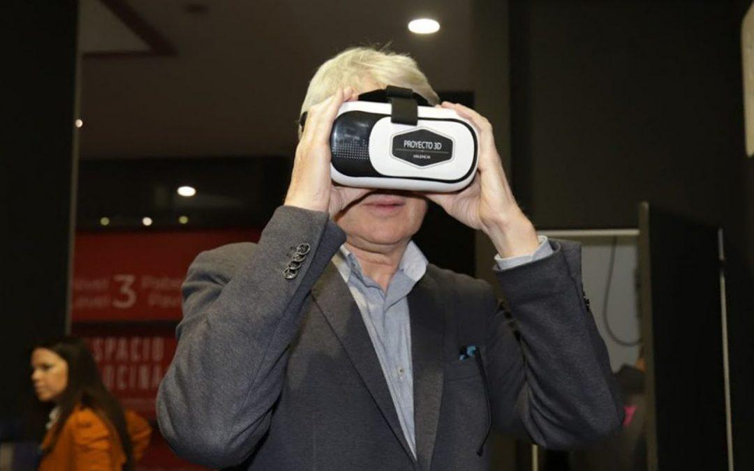 Proyecto 3D Valencia presenta en realidad virtual Intercontract