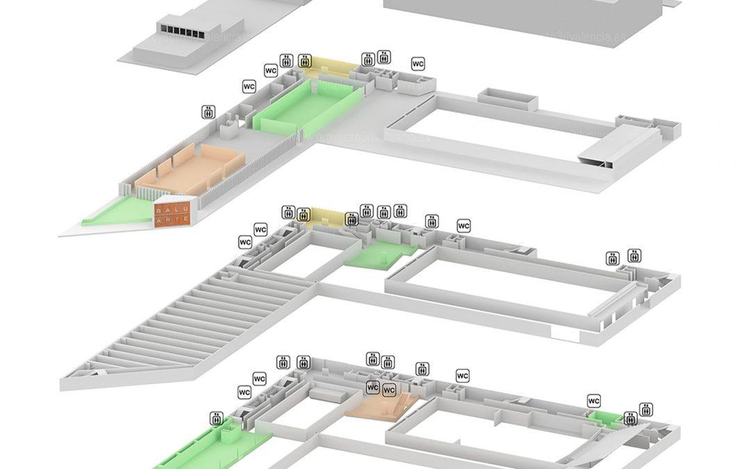 Empresas de diseño planos en 3D